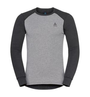Sport-Ensemble Leggings und T-Shirt - Hellgrau und Dunkelgrau