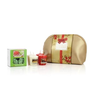 YANKEE CANDLE - Kerzen-Geschenk-Set und Täschchen