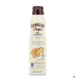 HAWAIIAN TROPIC - Sonnenspray Silk Hydratation Air Soft SPF15 - 177 ml