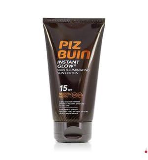 PIZ BUIN - Sonnenlotion Instant Glow SPF15 - 150 ml