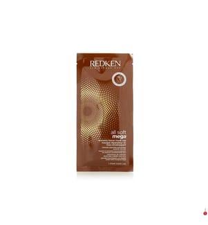 REDKEN - Haarmaske All Soft Mega Recovery - 10-Teilig