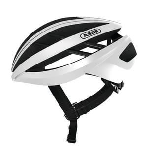 ABUS - Fahrradhelm AVENTOR 0067702 - Polar-White