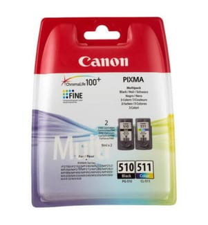 CANON - Multipack Druckpatrone Schwarz/color