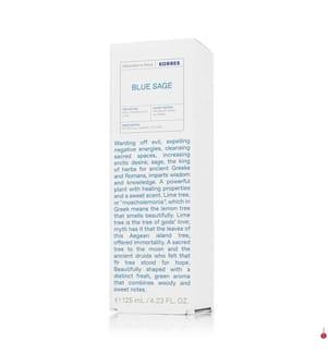 KORRES - Aftershave-Balsam Blue Sage - 125 ml