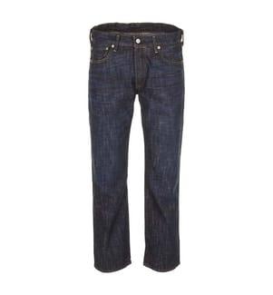 LEVIS - Jeans 501 Original Fit - Dunkelblau