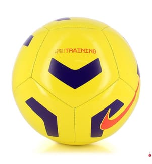Fussball Training Pitch - Gelb