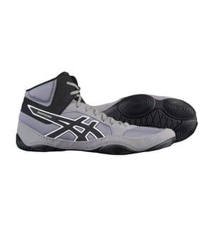 ASICS - Sneakers Snapdown 2 Hellgrau und Schwarz
