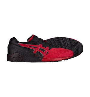 ASICS - Sneakers Tiger Gel Sight Schwarz und Rot