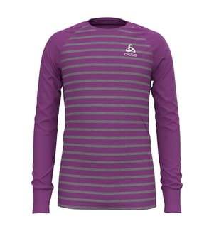 ODLO - Funktions-T-Shirt Active Warm Eco - Grau