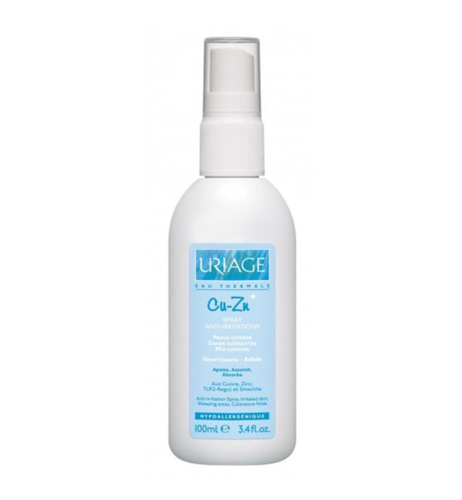 URIAGE - Beruhigende Pflege Cu-zn - 100 ml