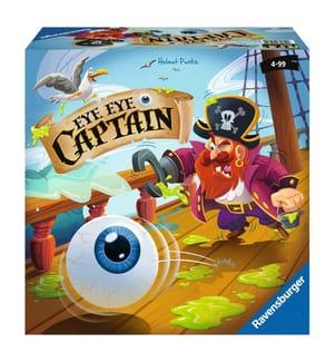 RAVENSBURGER - Eye Eye Captain - D/F/I/NL/EN/E