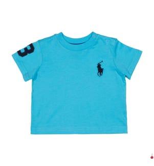 RALPH LAUREN - T-Shirt - Blau