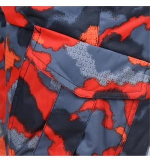 LEGO WEAR - Skihose Powai - Rot und Grau