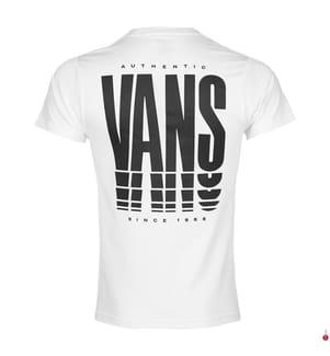 VANS - T-Shirt Weiss