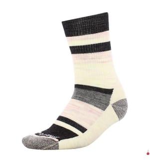 Socken Striped Light Hiking Crew - Multicolor