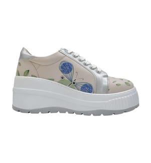 DOGO - Plateau-Sneakers Butterfly Effect - Multicolor