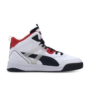 PUMA - Sneakers Backcourt Mid - Weiss