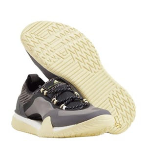ADIDAS - Sneakers Pureboost X TR 3.0 Schwarz und Grau