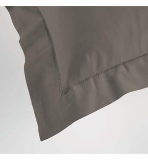 Kopfkissenbezug Rüschenoptik - 50 x 70 cm