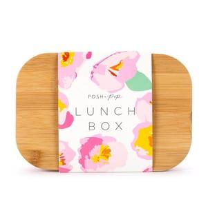 Lunchbox Mother's Day - Hellbraun und Hellrosa