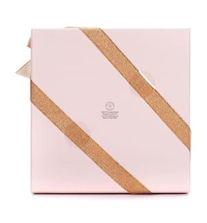 Briefpapier-Set - rosa, weiss
