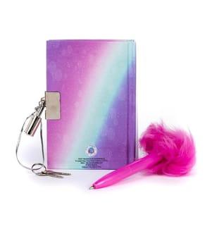 geheimes Tagebuch Gamer Girl - Multicolor