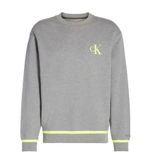 CALVIN KLEIN - Sweatshirt - Grau