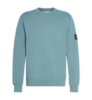 CALVIN KLEIN - Sweatshirt - Blau