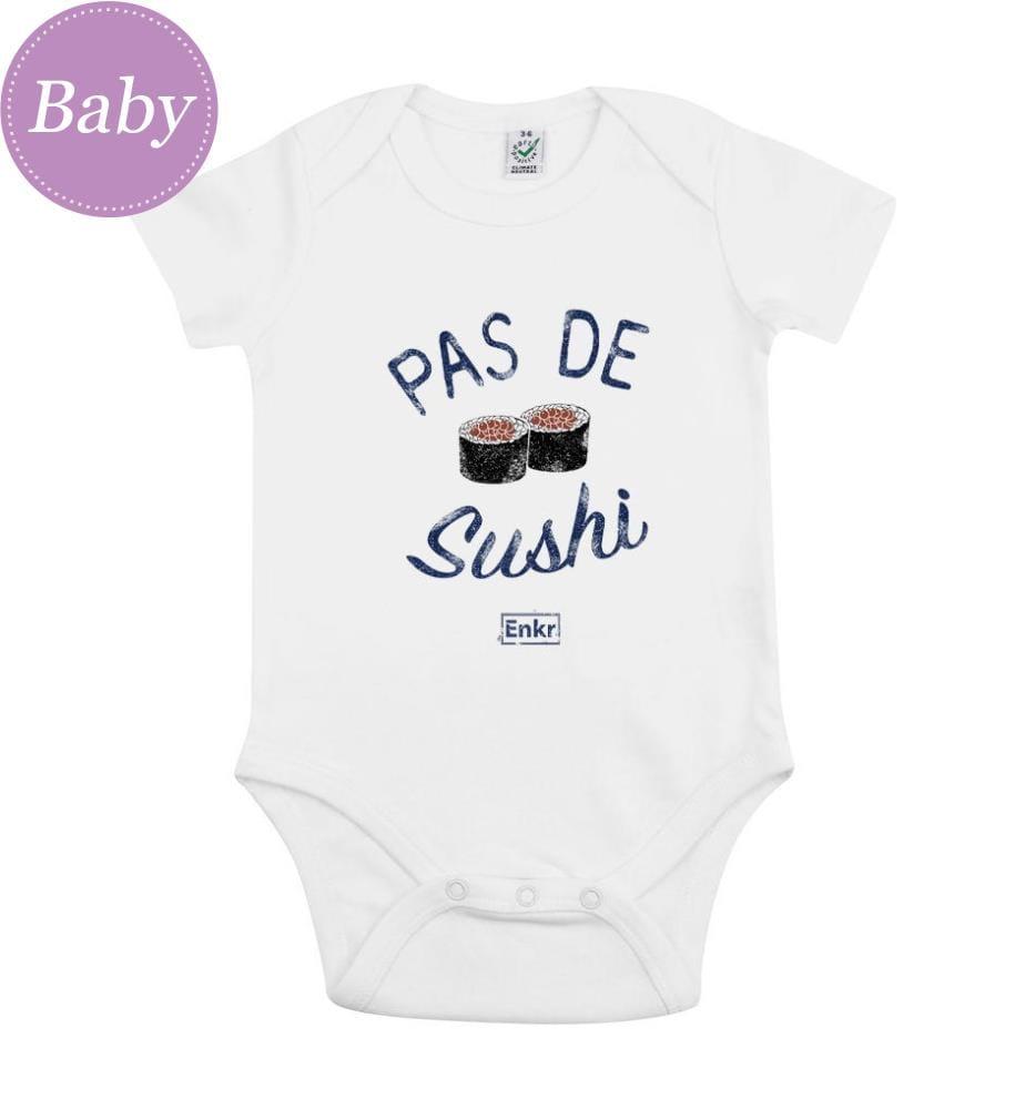Body Pas De Sushis - Weiss
