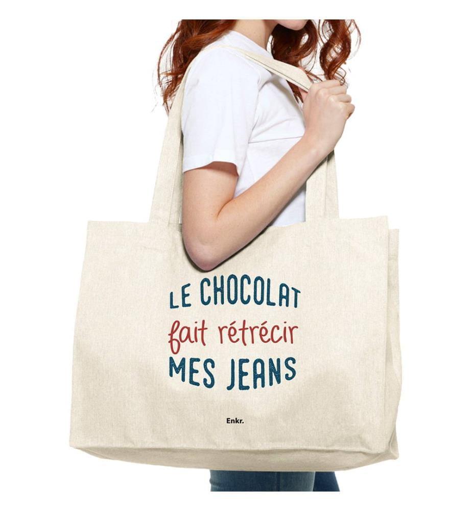 Einkaufstasche - Le Chocolat