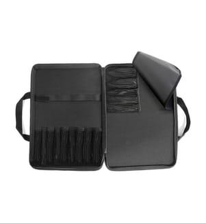 Tasche für 6 Messer Universal - Schwarz