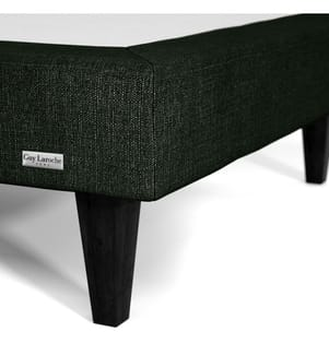 Bettrost Fancy 160 x 200 cm - Dunkelgrün
