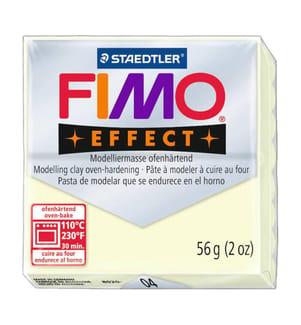 Fimo effect Modelliermasse, 57 g nachtleuchtend