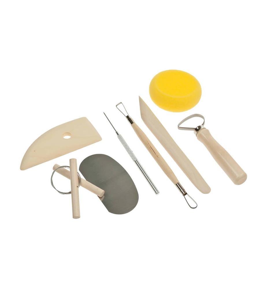Töpfer-Werkzeugset