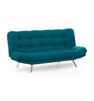 3-Sitzer-Schlafsofa Misa - Grün