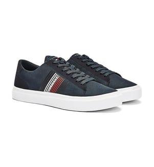 TOMMY HILFIGER - Sneakers - Marinblau