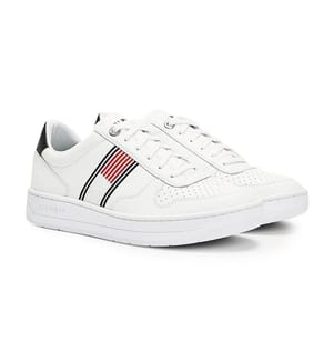 TOMMY HILFIGER - Sneakers - Weiss