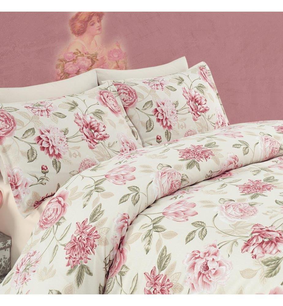 Bettbezugsset Single Care - Pink