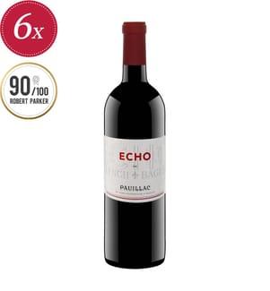 6x Echo de Lynch-Bages de Château Lynch Bages AC 2016