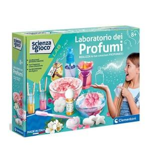 CLEMENTONI - Il Laboratorio dei Profumi nur italienisch (8+)