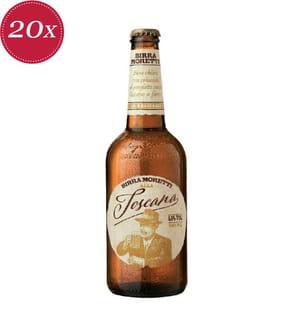 Birra Moretti alla Toscana - 20 x 50 cl