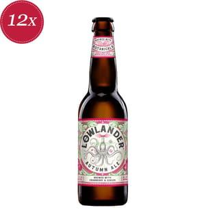 Lowlander Autumn Ale - 12x 33cl