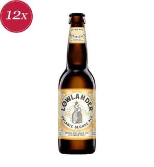Lowlander Blonde Ale. BIO - 12x 33cl