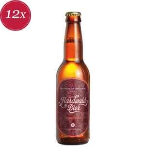 Hardwald Bier Sunnekuss - 12x 33 cl