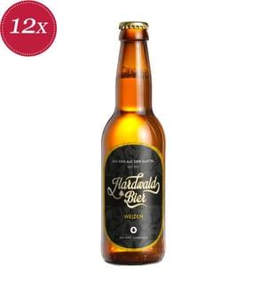 Hardwald Bier Weizen - 12x 33 cl