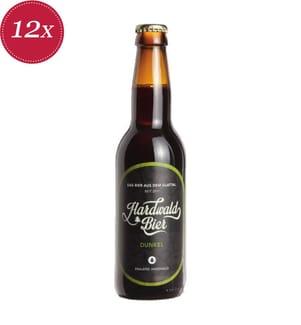 Hardwald Bier Dunkel - 12x 33 cl