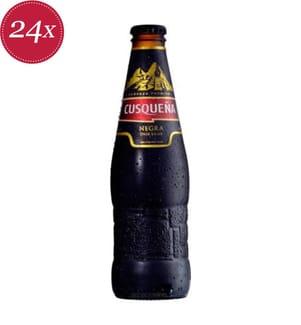 Cusqueña Dark Lager - 24x 33 cl
