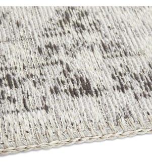 ELLE DECORATION - Teppich Pleasure - Grau - 120x170 cm