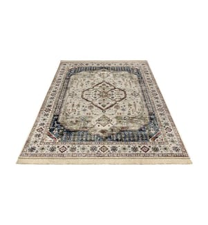 ELLE DECORATION - Teppich Ghazni - Mehrfarbig - 135x195 cm