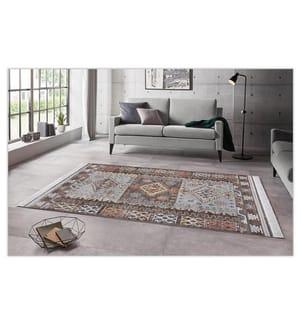 ELLE DECORATION - Teppich Ghazni - Mehrfarbig - 195x300 cm